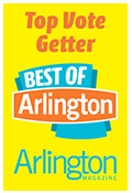 Best of Arlington Top Vote